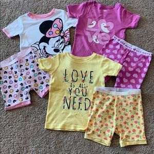 Old Navy pajamas, size 4T